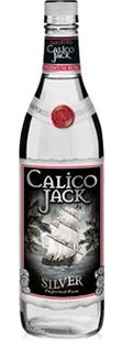 Calico Jack Rum Silver 1.00l - Case of 12